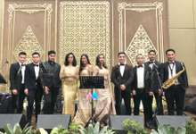 Wedding of Claudya & Dio by MAJOR ENTERTAINMENT