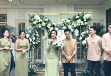 Wedding of Fachry & Ica by MAJOR ENTERTAINMENT