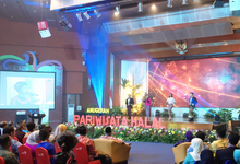 Anugerah Pariwisata Halal Indonesia by MAJOR ENTERTAINMENT