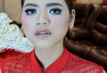 International wedding by Makeupbysausan