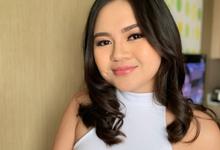 Graduation look for Alyssa Denise Reyes by Make Up Artistry by Jac Sindayen