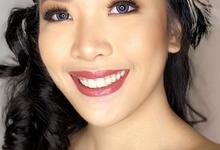 Alianna's Pageant Make up by Make Up Artistry by Jac Sindayen