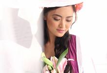 Wedding day of Ms Karen  by Make Up Artistry by Jac Sindayen