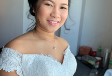 My Bride from Italy by Make Up Artistry by Jac Sindayen