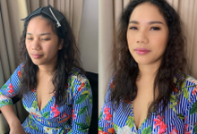 Bridesmaid for her sister's Wedding: JunieMar  by Make Up Artistry by Jac Sindayen