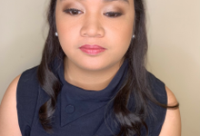 Graduation Makeup: Lou Nadonga by Make Up Artistry by Jac Sindayen