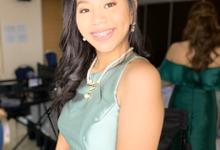 Bridesmaid: Ysabelle Montoya (judexjanna wedding)  by Make Up Artistry by Jac Sindayen