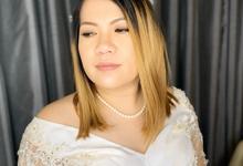 Ms Babylhyne's Wedding  by Make Up Artistry by Jac Sindayen