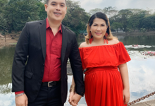 Prenup Shoot for Ms Babylhyne and Sir Michael  by Make Up Artistry by Jac Sindayen