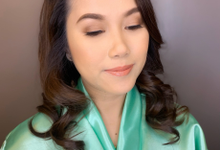 Ms A-Bee's Wedding Preps by Make Up Artistry by Jac Sindayen