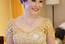Mom of Bride's Makeup by Make Up by Elika