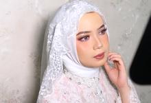 Makeup Tunangan by Make up by indy