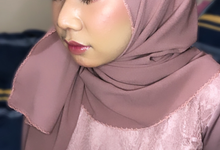 Bridesmaid Makeup by Make up by indy