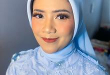 Engagement Make Up by Make Up by Mutiara Fallahdani