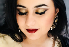 Bridal  by make up by Pooja