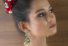 New  by make up by Pooja