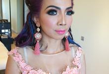 Party Makeup for Mrs. Ayun by ekaraditya4makeup