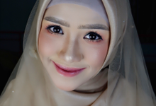 Makeup syar'i  by Makeup by Aghni