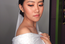 Glam & Glow Bridal Makeup by Makeup by Angeliskandar