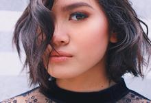 Evening Glam Makeup by Makeup by Angeliskandar