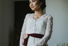 Amel & Robert Wedding by Makeup by Arielle Adeena