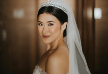 Michelle & Christian Wedding by Makeup by Arielle Adeena