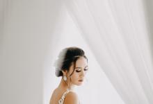 Westny & Wayan Wedding by Makeup by Arielle Adeena