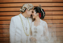 Diandra & Yos Wedding by Makeup by Arielle Adeena
