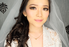 TRIAL BRIDE'S MAKEUP FOR MS. P by Makeup by Ng Nita