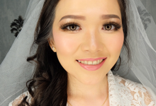 Bride's by Makeup by Ng Nita