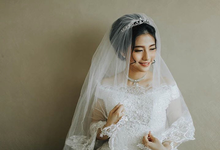 Wedding Day Samuel & Meily by makeup by shinshin