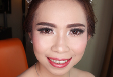 mrs meilina wedding day by makeup by shinshin