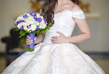 BRIDAL MAKEUP by Makeup by Stephanie Paras