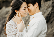 Prewedding of Jing Ying & Yee Hern by Makeup by Windy Mulia