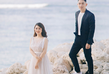 Prewedding of Andri & Vanessa by Makeup by Windy Mulia