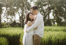 Prewedding of Darryl & Ellysia by Makeup by Windy Mulia