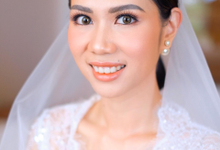 The Wedding of Verina & Ivan by Makeup by Windy Mulia