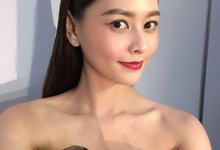 HE YINGYING  by MAKEUP ENTOURAGE