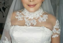 Airbrush Makeup For Wedding by Venteen Make Up Artist
