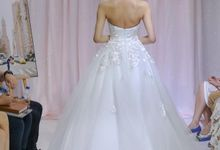 Bridal Gown Collection by Après Makeup