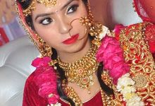Bridal Makeup (MAC, HD) by makeupby_shivani