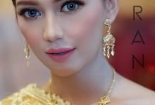 Thailand bridal makeup by Natcha Makeup Studio