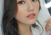 Wedding Makeup by vielmakeup