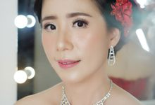 Prewedding Hoho & Novi by Dini Bridal, Salon & Beauty Course