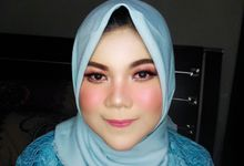Make Up Engagement by Arifa Wedding Service