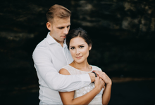 Prewedding session of Adinda & Sander  by Makeupby.Jeanette