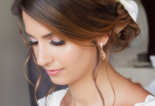 The Bride: Carlota by Makeupby.Jeanette