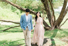 Leticia and Haryanto Prewedding Session by Makeupby.Jeanette