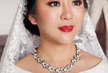 The Bride: Rosalie by Makeupby.Jeanette