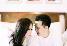 Prewedding of Shelly by Makeupby.Jeanette